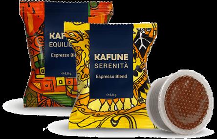 Cafea capsule compatibile Espresso Point