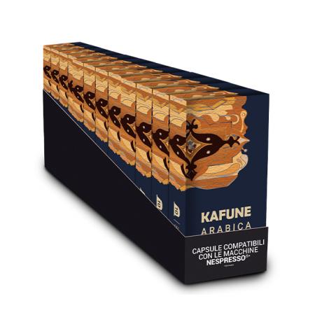 Pachet 120 capsule Kafune compatibile Nespresso - ARABICA