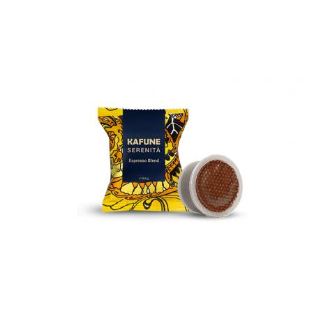 KAFUNE Serenita - 100 capsule de cafea Espresso Point