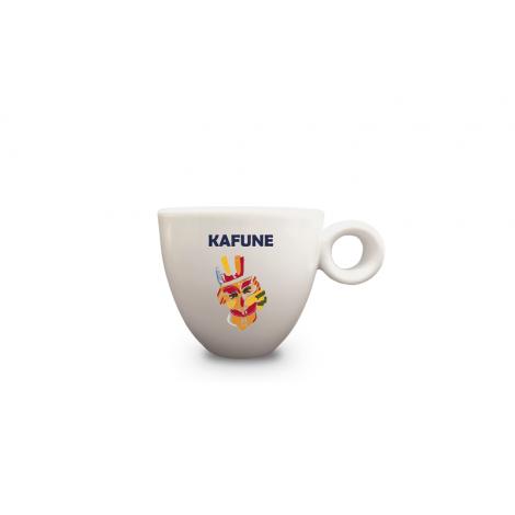 Set 6 cesti si farfurii espresso KAFUNE