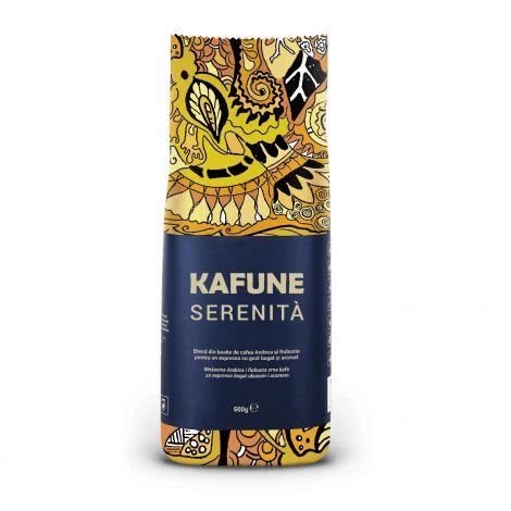 Cafea boabe KAFUNE Serenita 500g