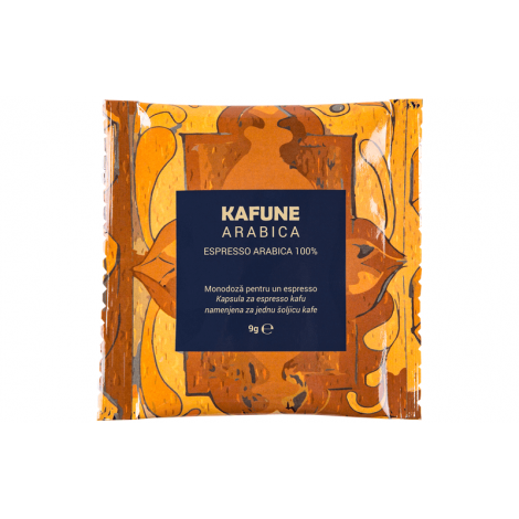 Cafea KAFUNE Arabica - 50 monodoze