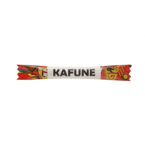 Zahar stick alb Kafune (100 buc)